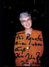 Julia axen foto original firmado # bc 78089