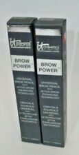 IT Cosmetics Brow Power Eyebrow Pencil Universal Color Full Size LOT of 2