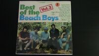 The Best Of The Beach Boys Vol. 2 Lp New Sealed Original 1960's