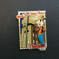 DLR - Wish You Were Here 2007 - Tower of Terror - Goofy LE 1000 Disney Pin 54800