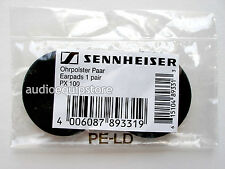 GENUINE Replacement Ear Pad Foam Cushions for SENNHEISER PX100 PMX100, Open Box