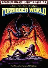 Forbidden World (2pc) 826663116441 With Jesse Vint DVD Region 1