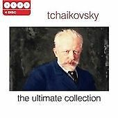 Tchaikovsky ULTIMATE COLLECTION NEW CD