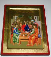 HL. Abraham e Sarah cure degli angeli ICONA St. Icon Icone ICONO икона