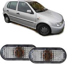 Seitenblinker schwarz smoke Paar für Seat Alhambra Ibiza II Toledo I Ford Galaxy