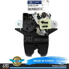 GENUINE Trunk Lock Latch Actuator for 18-19 Hyundai Sonata OEM 81230C1500⭐⭐⭐⭐⭐