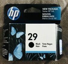 51629A 29 Genuine HP Black Ink Deskjet 600 660 670 672 680 682 Deskwriter 600 @