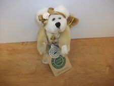 "Boyds Bear Plush ~ SERENA GOODNIGHT ~ 5""Angel Bear Ornament #56232-08 new"