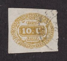 KAPPYSSTAMPS ID3890 ITALY J1 POSTAGE DUE USED CATS 200.00+
