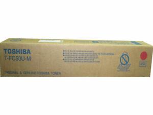 Toshiba T-FC50U-M Magenta Toner Cartridge