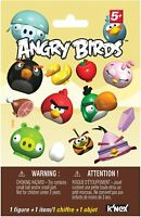 New ANGRY BIRDS Toy MYSTERY FIGURE Mini Collectible Character Ages 5+ FREE S&H !
