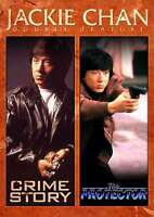 New: JACKIE CHAN - Crime Story / The Protector DVD