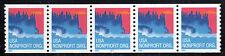 Sc# 3775 (5 Cent) Sea Coast (2003) MNH PNC/5 P# B111 SCV $1.25 Read