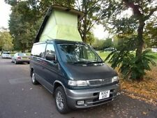 Mazda Campervans 4 Sleeping Capacity