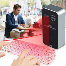 Laser Projection Virtual Keyboard and Virtual Mouse Smartphone Tablet Bluetooth
