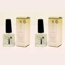 LOT 2 X CND Solar Oil 0.25 oz/7.3ml - Nail & Cuticle Conditioner SolarOil