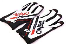 ONEAL O /'Neal Jump Guanto Flow ENDURO MTB DH CROSS FREERIDE BMX BLU BIANCO