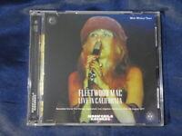 Fleetwood Mac Live In California 1977 CD 2 Discs Set 19 Tracks Moonchild Music