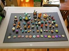 Huge Lot Assorted Pokemon Figures & Coins Size Varies 1990s and 2000s