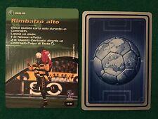 FOOTBALL CHAMPIONS 2001-02 CARD 73/80 ROMA BATISTUTA Calciatori Wizards