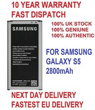 100 Genuine Samsung Galaxy S5 Original 2800mah Battery