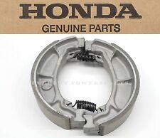 Genuine Honda Brake Shoes TRX 90-200cc ATC 90-250cc Big Red FL250 (NOTES!) #W125