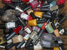 WHOLESALE LOT OF 100 NYC LONG WEARING & IN A NEW YORK MINUTE NAIL POLISH