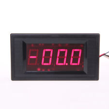 1pcs  DC 200mV 3 1/2 Red LED Digital Volt Panel Meter DC 200mV