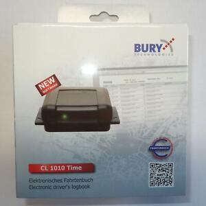 Bury CL 1010 Time - Elektronisches Fahrtenbuch