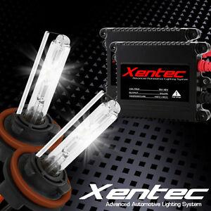 XENTEC 55W XENON SLIM HID KIT CONVERSION H1 H3 H4 H7 H10 H11 H13 9005 9006 9007