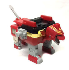 Power Rangers Red Lion Robot toy figure  (Main Part of Lost Galaxy Megazord)