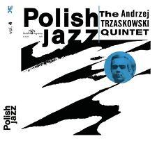 CD ANDRZEJ TRZASKOWSKI QUINTET / Polish Jazz vol. 4 / reedycja 2016 STANKO