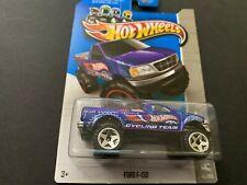 Hot Wheels Ford F150 45/250 1/64