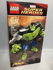 Lego Marvel Super Heroes The Avengers The Hulk