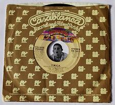 """Disco 45~VILLAGE PEOPLE~Y.M.C.A. / The Women~Casablanca CLEAN Stock 7"""" Single"""