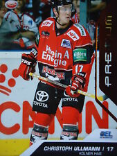 293 Christoph Ullmann Kölner Haie DEL 2009-10 Premium Bronze