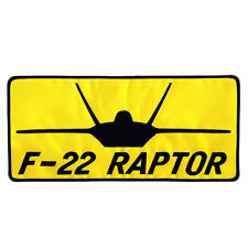 USAF F-22 RAPTOR BIG PATCH