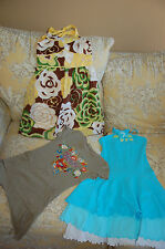 pre-owned girl dresses and tunic size 6 (other)