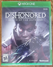 Dishonored: Death of the Outsider (Microsoft Xbox One, 2017) - NEW SEALED