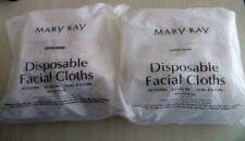 "Lot 2 New Mary Kay Disposable Facial Cloths 12"" x 9.75"" ~ Total 60 Cloths"