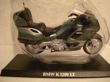 BMW K1200LT 1:24,vintage Diecast,New in box-OVP.perfect finish BMW AG licensed