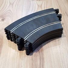 Scalextric 1:32 Classic Track - Curve Radius Bend x 8 - C151 PT51 #A
