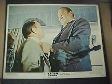 LADY IN CEMENT, orig 1968 LC #4 (Dan Blocker holds Frank Sinatra)