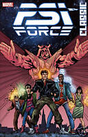 Psi-Force Classic Volume 1 TPB - Marvel