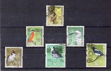 Hong Kong Fauna Aves Valores del año 2006 (DN-494)