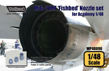Wolfpack WP48096, MiG-21MF 'Fishbed' Nozzle set (for Academy 1/48), SCALE 1/48