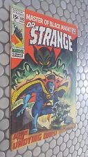 MARVEL DOCTOR STRANGE #183 THE UNDYING ONES! GENE COLAN ART 1969