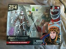 Power Rangers Lightning Collection 25th Anniversary LORD ZEDD & RITA REPULSA 2PK