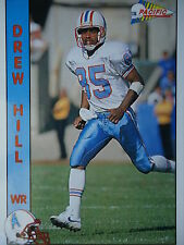 NFL 112 Drew Hill WR Wide Receiver Pacific 1992