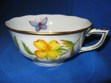 """HEREND Tea Cup """"Evening Primrose""""  1st Edition   Gorgeous!!"""